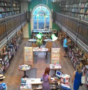 Daunt Books London 1