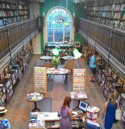 Daunt Books London 1
