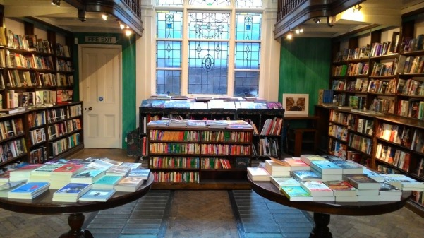 Daunt Books London 2