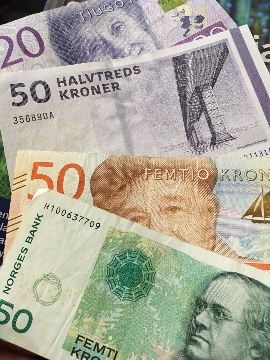 Mata Uang Negara-negara Skandinavia